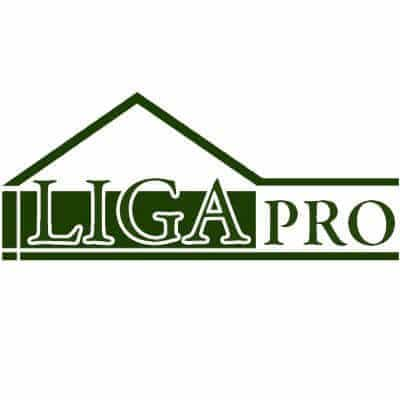 ПАТЕНТУВАННЯ КОРИСНОЇ МОДЕЛІ, Клиент Liga Pro, логотип