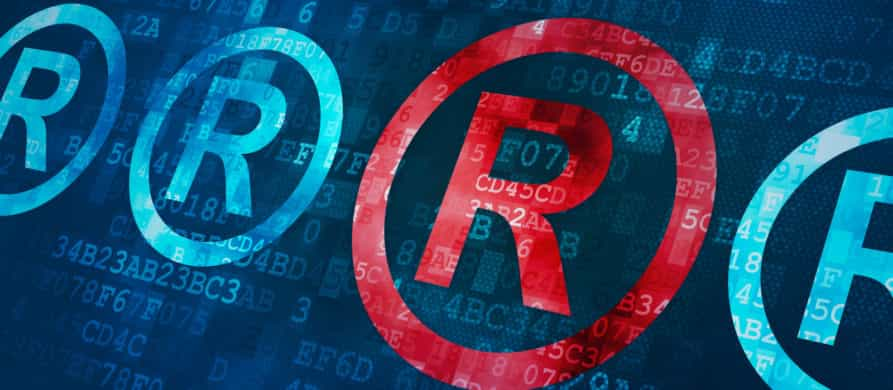 rejection of a trademark license alert social